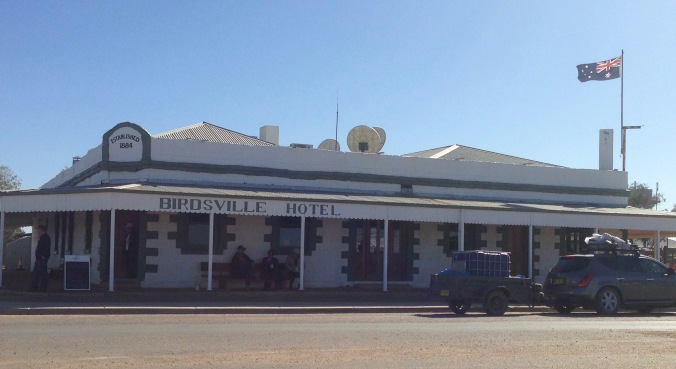 Birdsville Hotel – Version 2